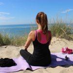 Yoga und Meditation tragen zur Entspannung bei