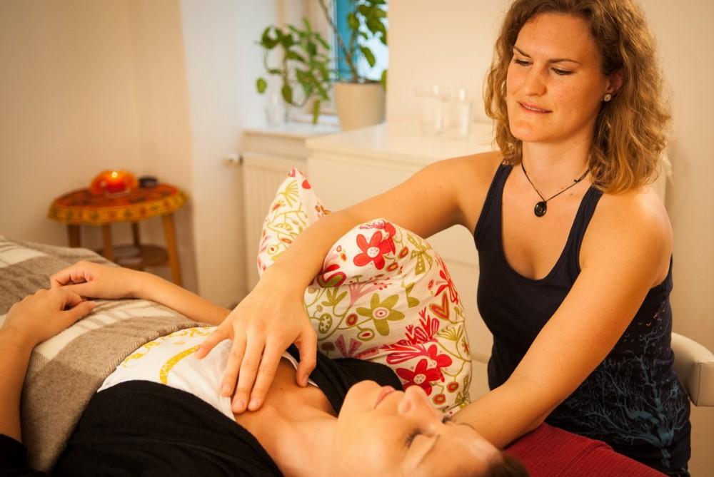 Die Behandlungseinheiten lassen entspannen, vom Alltag erholen und die Sorgen kleiner werden.