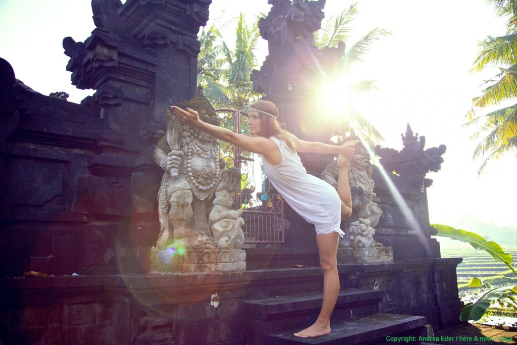 Andrea Eder Baby-Dancer Natarajasana