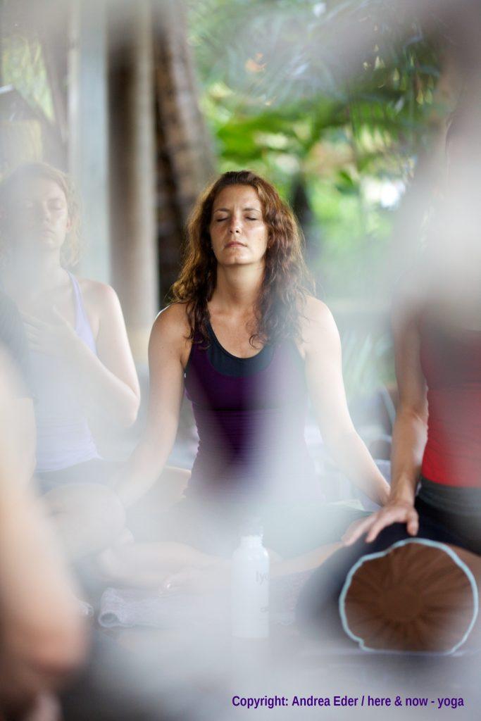 Meditation erdet