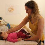 Cranio bei auffälligem Schreiverhalten oder besonders ruhigen Babys.
