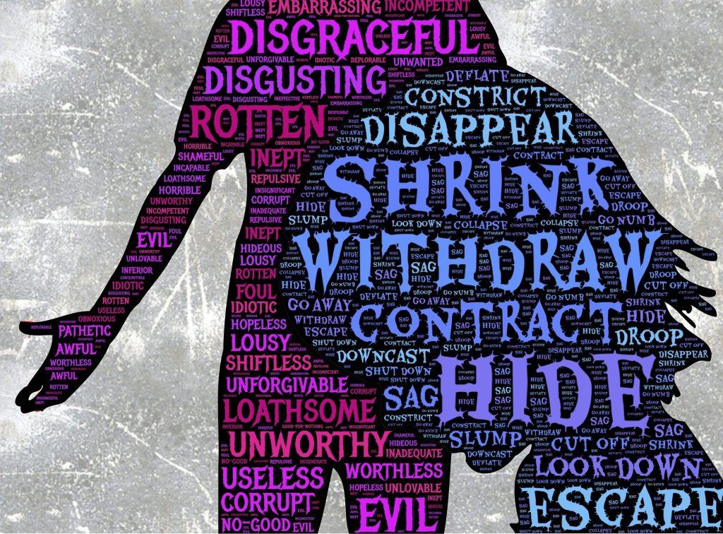 Viele Kinder haben physische & psychische Verletzungen