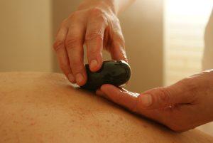 Massage tut Körper und Seele gut.